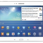 Samsung Galaxy Tab 3 10.1 listed on Samsung India store for Rs. 36340