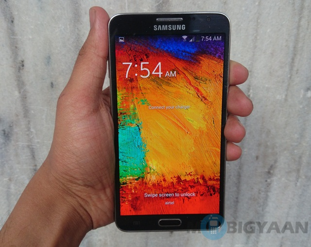 Samsung Galaxy Note 3 Neo 10