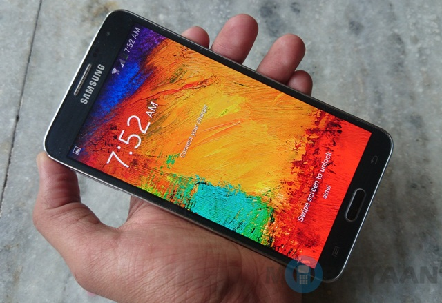 Samsung Galaxy Note 3 Neo 9