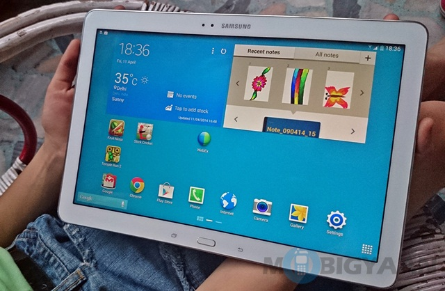 Samsung Galaxy Note Pro 12.2 Review: How big is too big?