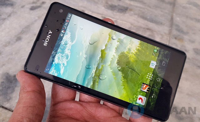 Sony Xperia Z1 Compact 5