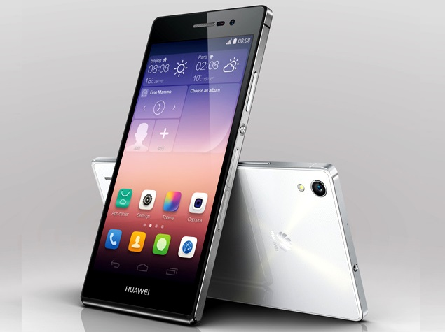 Huawei Ascend P7 1