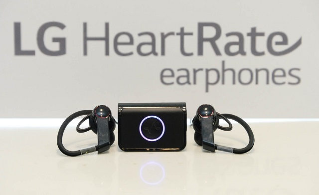 LG-Heart-Rate-Earphones
