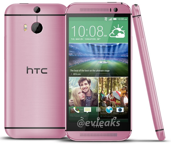 Pink-HTC-One-M8