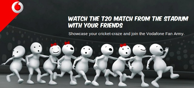 Vodafone-Fan-Army-IPL-contest