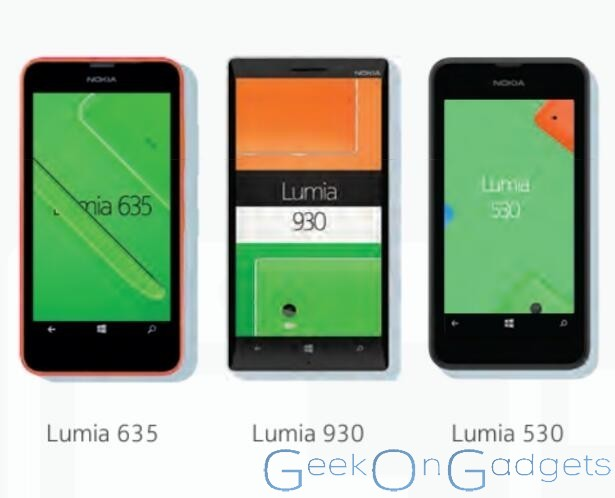 alleged lumia 530 picture