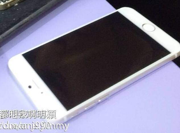 5.5-inch iPhone 6 leaks 2
