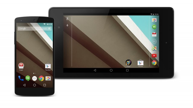 Android L Developer Preview released