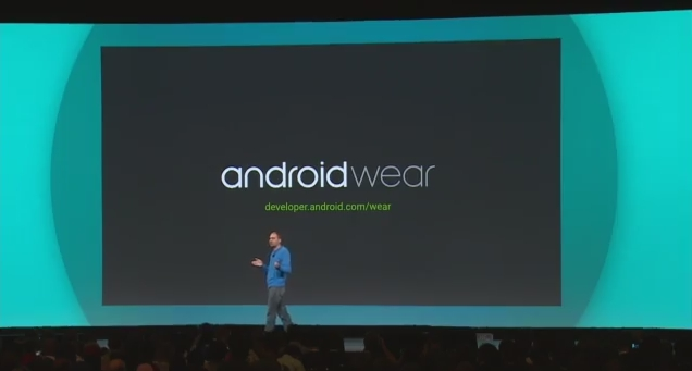 Android Wear detailed