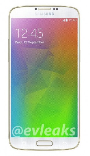Galaxy F press render leaks