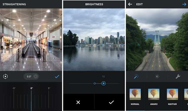 Instagram 6.0 with photo filter controls and new effects released