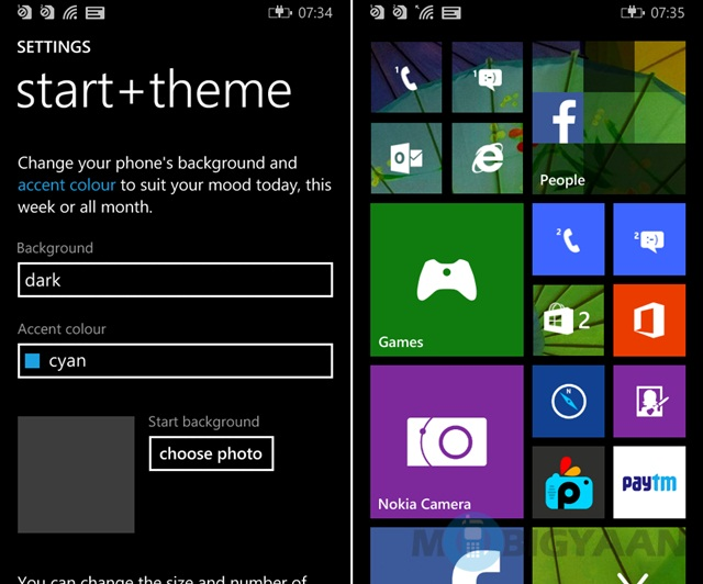 live wallpapers for windows phone 8.1