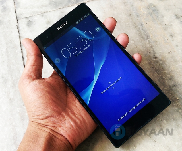 Sony Xperia T2 Ultra Dual Review The Biggie