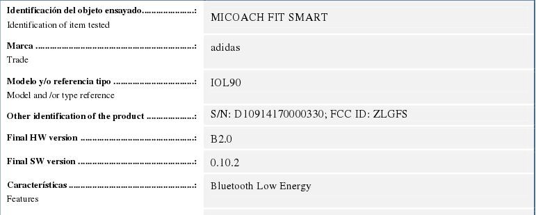 adidas micoach fit smart 6