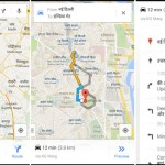 Google Maps gets Hindi language support