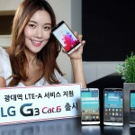 LG G3 Cat.6 announced with Snapdragon 805 and 5.5-inch QHD display