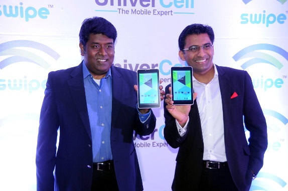 Swipe-UniverCell-south-india-partnership