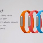Xiaomi Mi Band with long-lasting battery and health tracking sensors announced