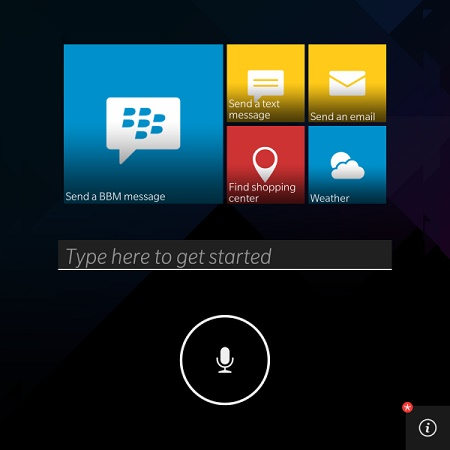 blackberry-assistant-main-screen
