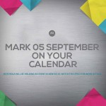 Motorola sends out press invites for launch event in India on Sept 5