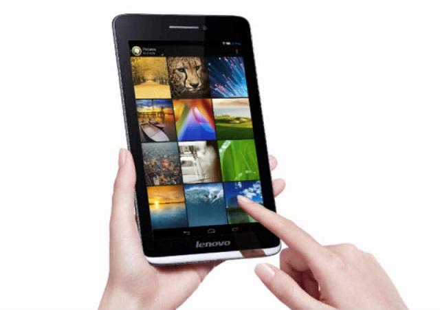 Lenovo S5000 Tablet With 7 Inch HD Launched In India For