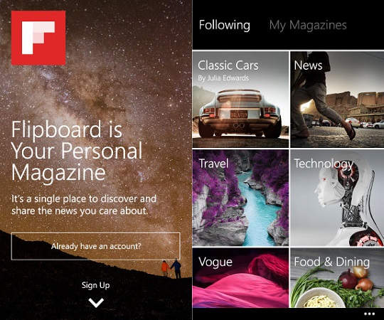 Flipboard-for-Windows-Phone-official