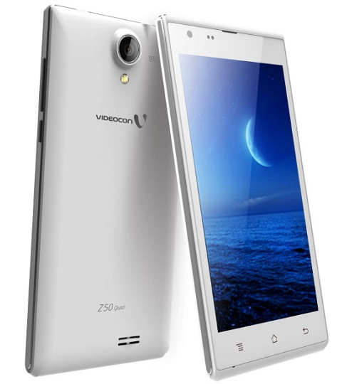 Videocon-Infinium-Z50-Quad-official