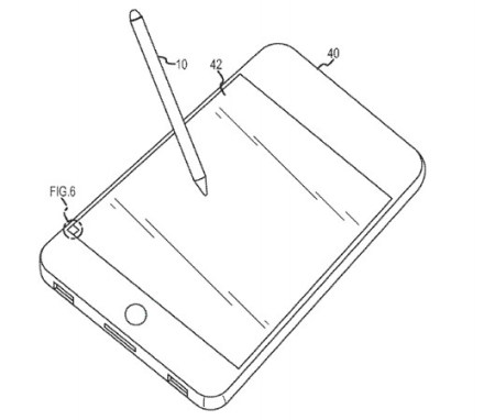 Apple stylus