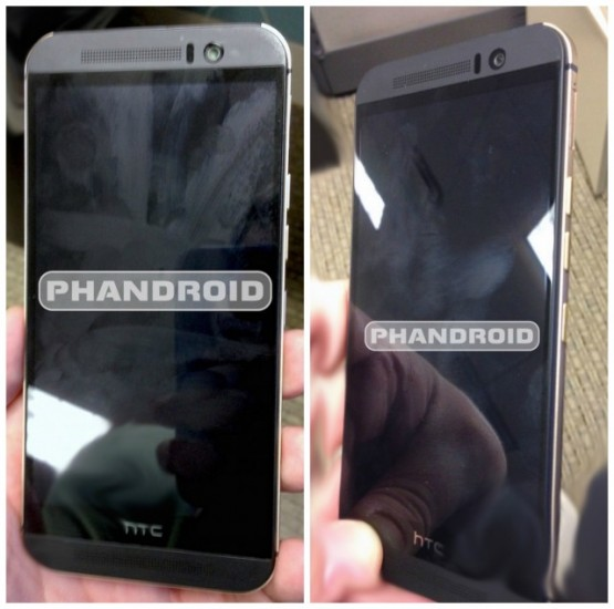 HTC One M9 leaks