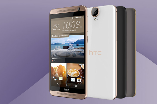 HTC One E9 Plus 1