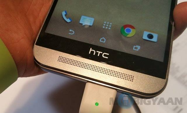 HTC One M9 hands on 6
