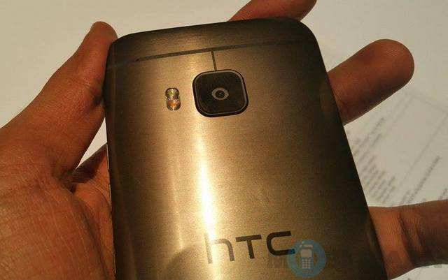 HTC One M9 hands on 8