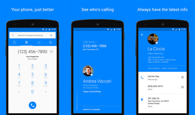 Facebook-phone-dialer-app-android