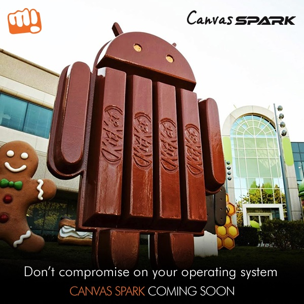 Micromax Canvas Sparkle