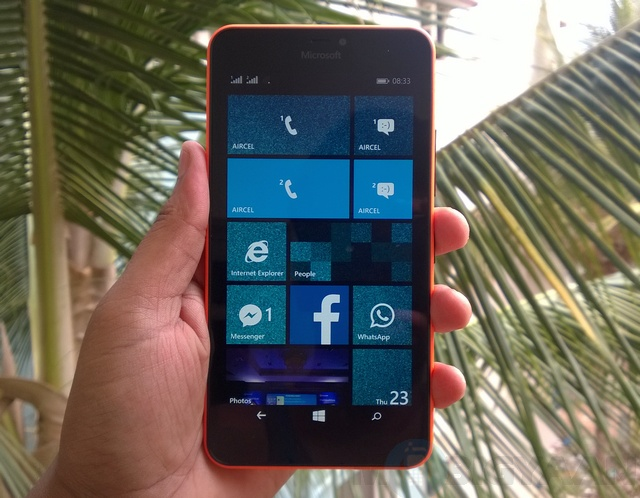 Microsoft Lumia 640 XL Dual SIM Review 4