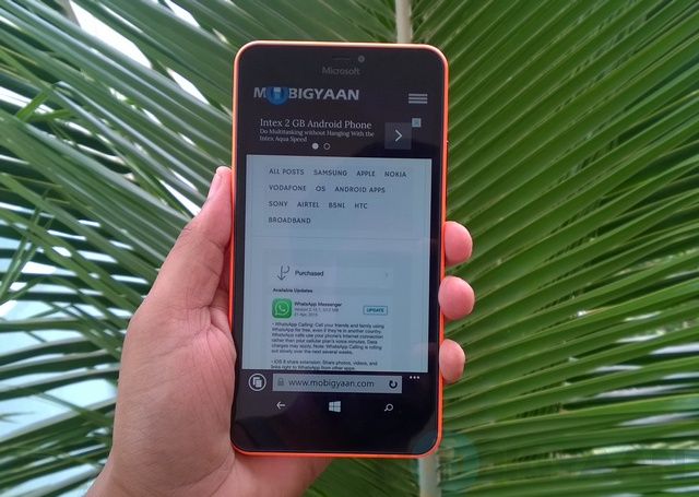 Microsoft Lumia 640 XL Dual SIM Review 7