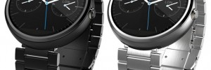 Moto 360 smartwatch with stainless steel bands launched in India for Rs. 19999