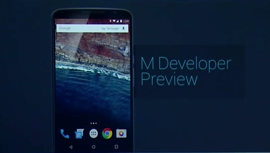 Android-M-Developer-Preview-launch