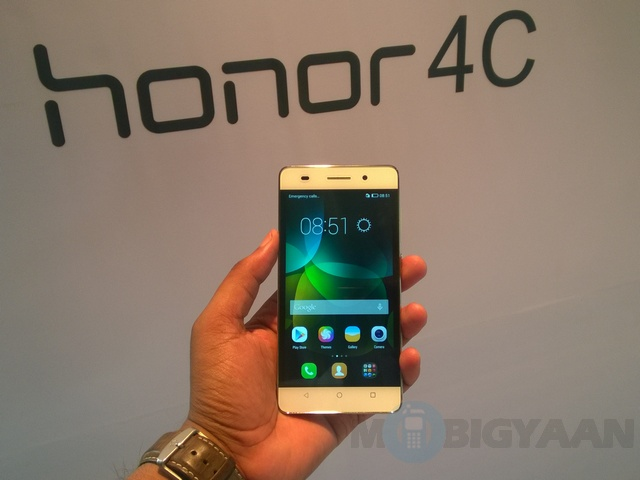Huawei Honor 4C hands on 1