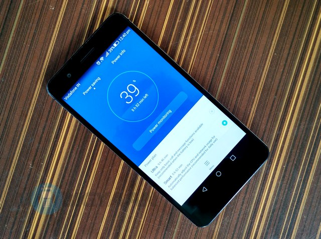 Huawei Honor 6 Plus Battery Test