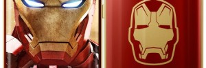 Samsung Galaxy S6 Edge Iron Man Limited Edition smartphone announced