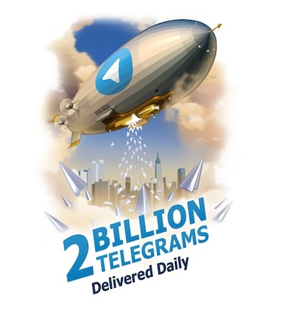 Telegram-2bn-messages