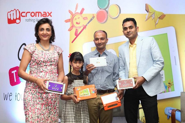 Micromax-Canvas-tabby-launch