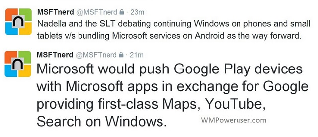 Microsoft-to-drop-Windows-Phone-for-Android