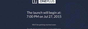 OnePlus opens registration for invites; Launch app goes live