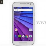 Moto G (2015) listed on Flipkart; Would be available in two variants