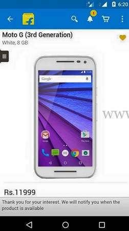 Third-generation-Motorola-Moto-G-appears-on-Flipkart