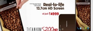 Karbonn Titanium S200 with 5 inch HD display launched for Rs. 4999