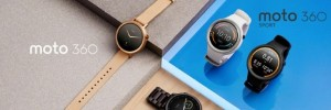 Moto 360 second generation smartwatch unveiled at IFA 2015