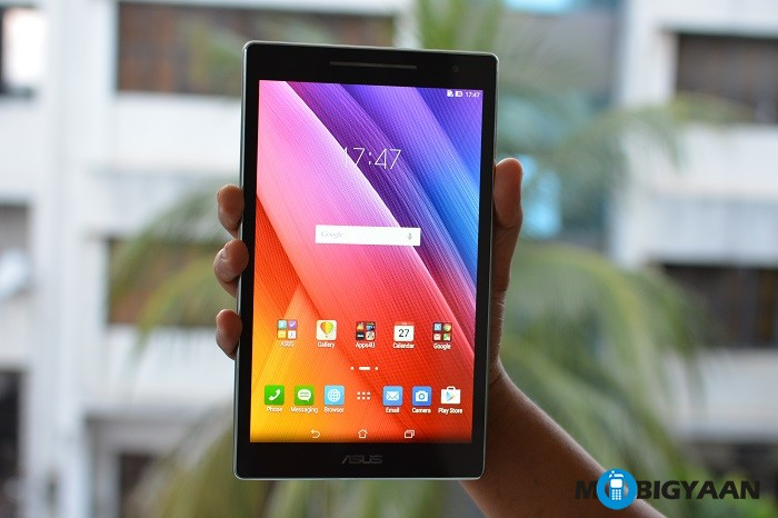 Asus ZenPad 8.0 (Z380KL) Tablet - Hands On